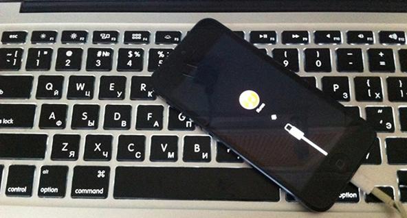 Как скачать прошивку на айфон 5s