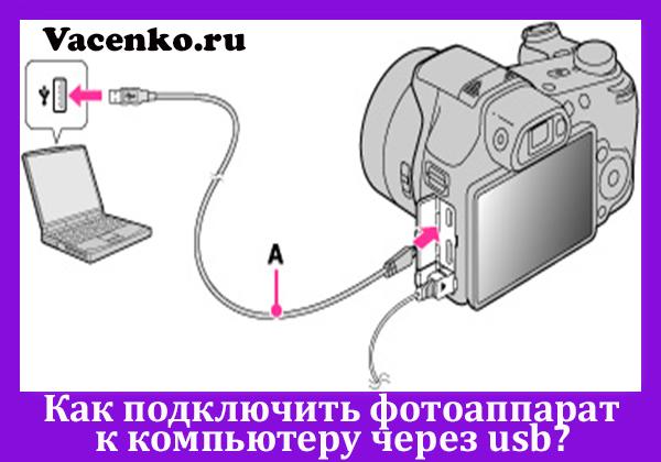 принес миннеханову как подключить фотоаппарат вместо веб камеры задание